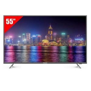 Télévision Panasonic 55'' Pouces 139 cm Smart TV Ultra HD 4k TH-55FX430M