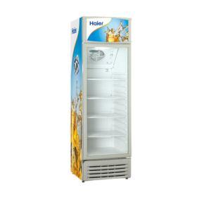 Réfrigérateur Vitrine Haier capacité 340 Litres Defrost Auto