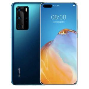 """Huawei P40 Pro Mémoire 256 Go Ram 8 Réseau 5G Ecran 6.58"""" pouces NV"""