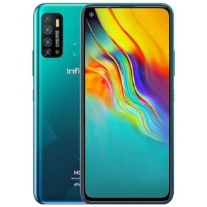 Infinix Hot 9 Mémoire 64 Go Ram 3 Go Ecran 6,6 Pouces HD+ 4G 5000mAh