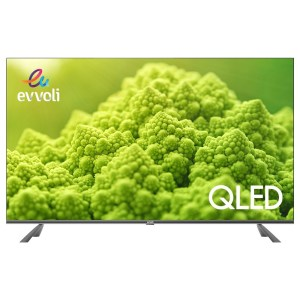 "Télévision Evvoli 65"" Pouces (164 cm) Smart TV 4K QLED Android TV"