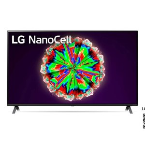 "Télévision LG 55"" Pouces (139 cm) NanoCell Active HDR WebOS Smart AI ThinQ Local Dimming"