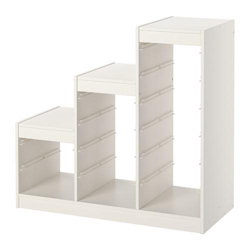 Ikea Pour Enfantsmeubles De Rangement Trofast Cadre Blanc