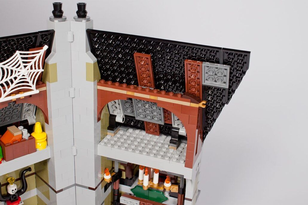 lego 10273 haunted house im review
