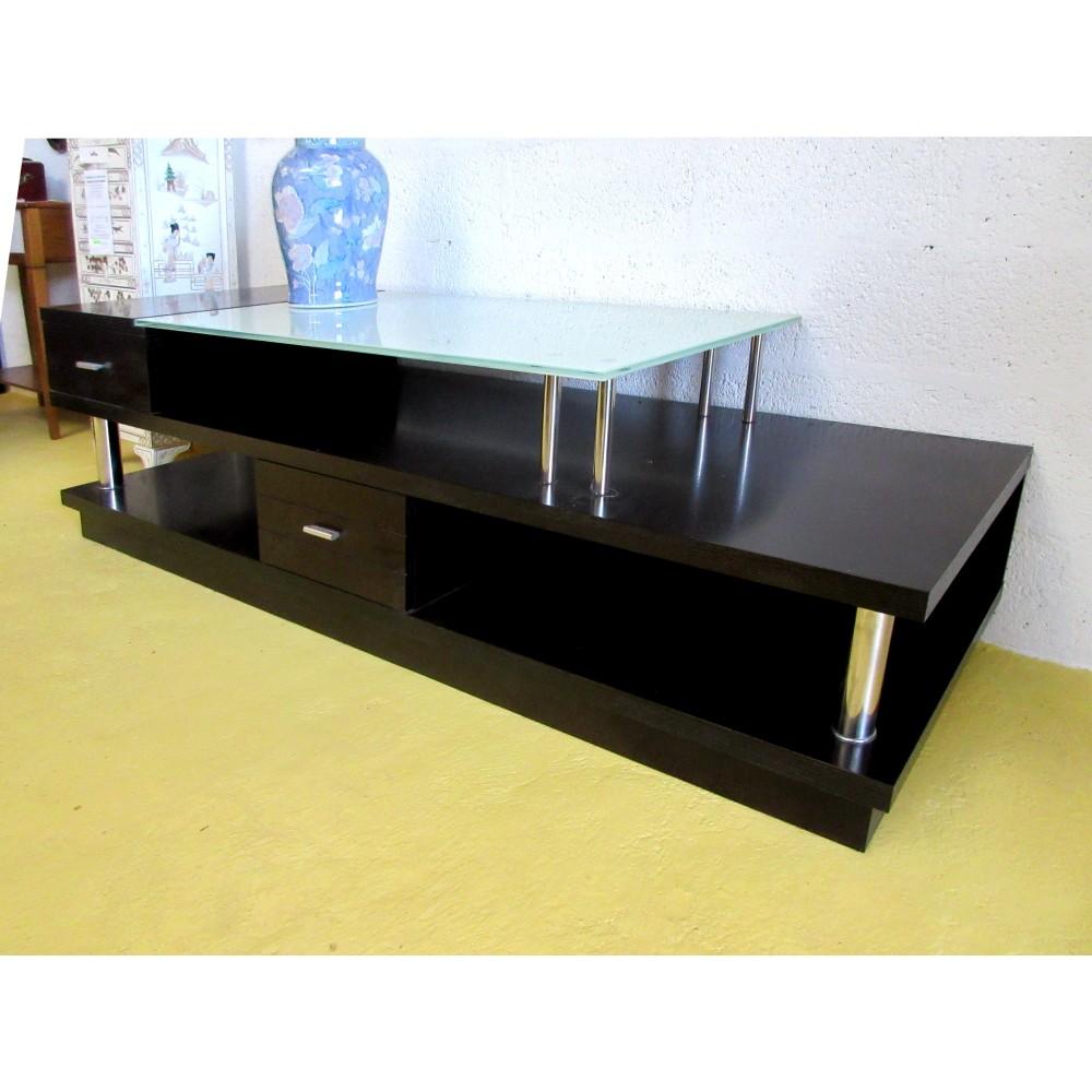 meuble tv wenge magasin du meuble asiatique et chinois
