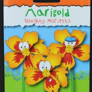 Marigold Seed Packet
