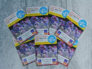 EACH Charity Seed Packet