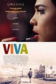 Theatrical one-sheet for VIVA, a Magnolia Pictures release. Photo courtesy of Magnolia Pictures.