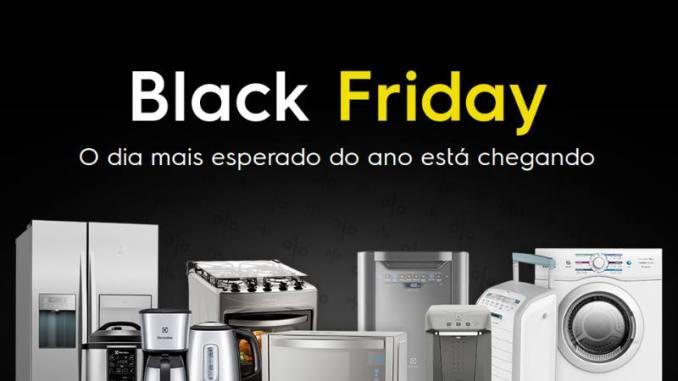 39f4419e10 Lojas para comprar eletrodomésticos durante a Black Friday 2019