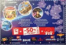 Photo of Gardaland Coupon Biglietto 50% di Sconto fino a 5 Persone