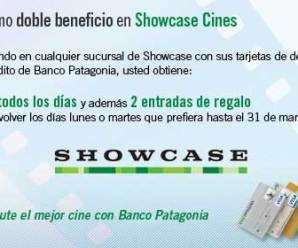 Promo loca del Patagonia en Showcase