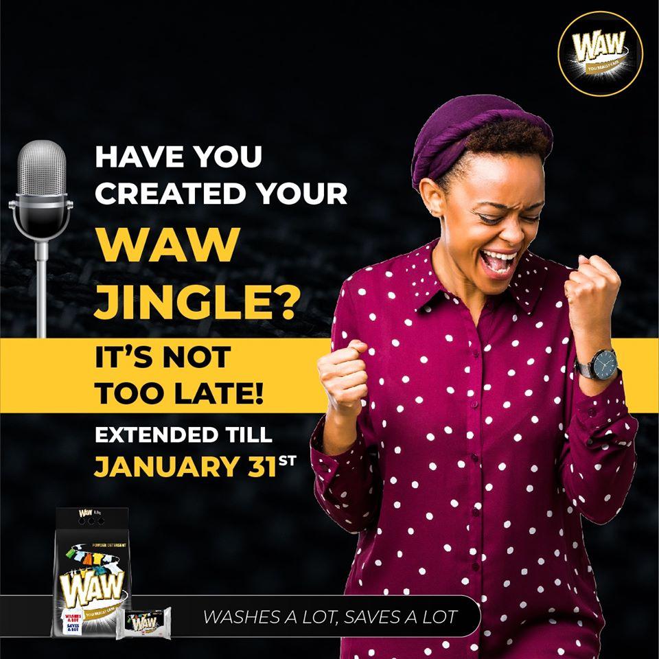 WAW Jingle Challenge Ending soon???