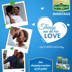 Kerrygold Valentine Giveaways Continues… Win Shopping Vouchers.