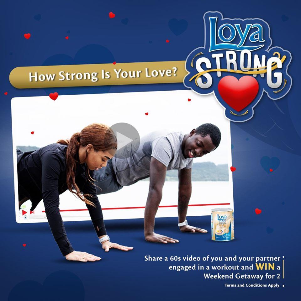 Loya Strong Love Valentine Contest