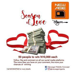 New Age Smartphones Valentine Giveaway !!!