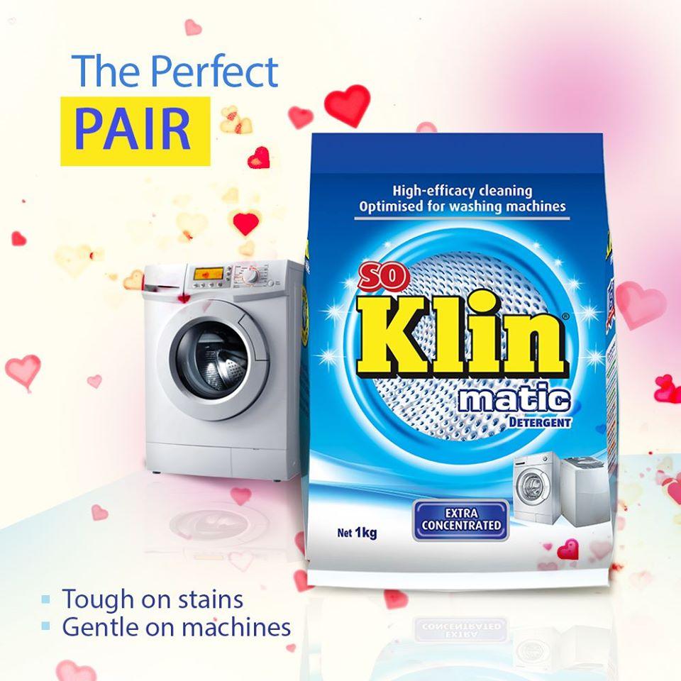 So Klin, PerfectPair Contest Tagged #SoKlinMatic