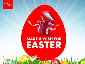 "itel Mobile Easter ""Make a Wish"" Competition."