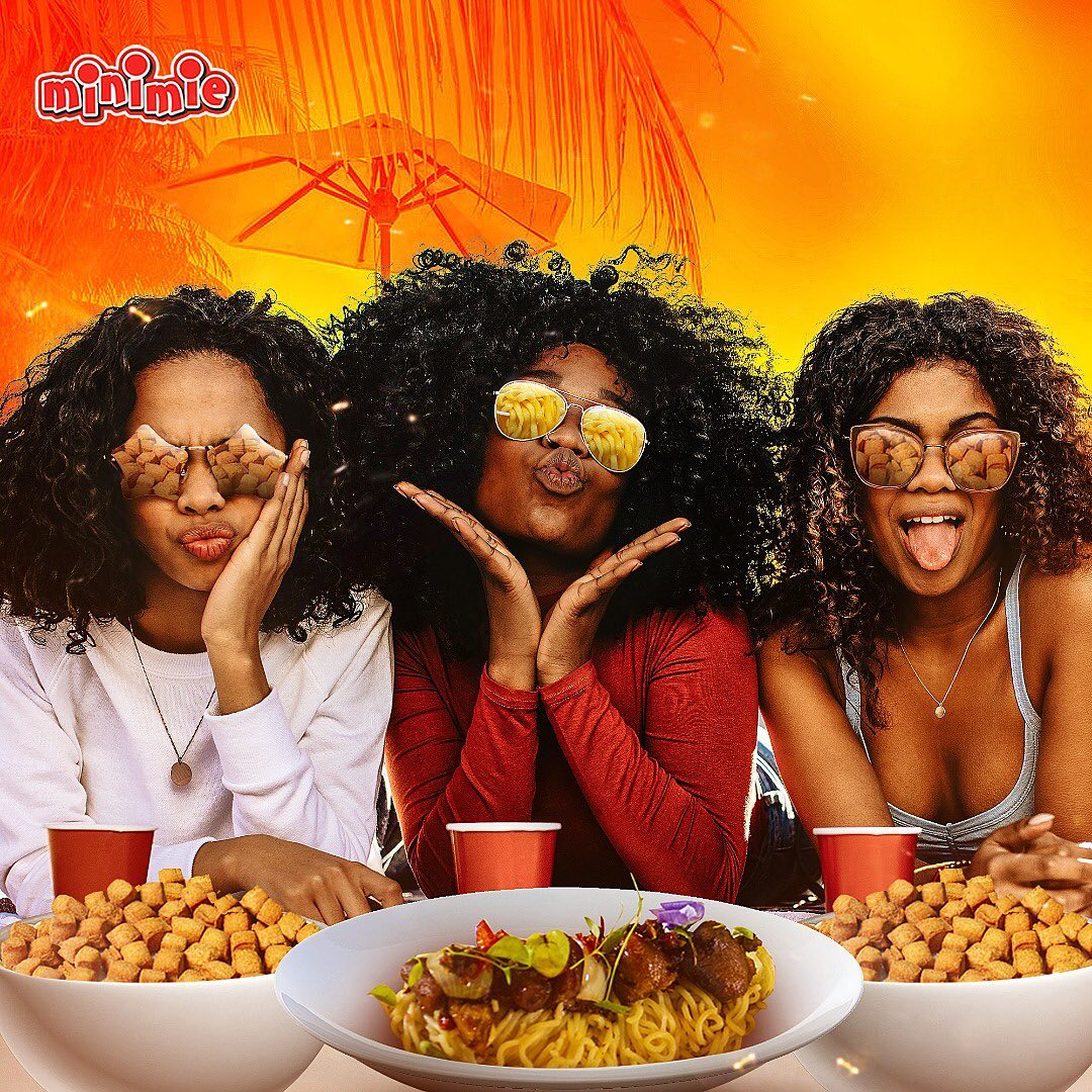 Be Among The 5 Lucky People to win Airtime in #MyMinimieChallenge