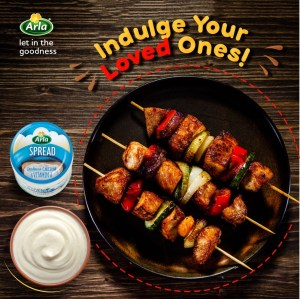 Arla Nigeria is giving you this Suya Free of Charge … lol