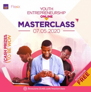 Cash Prizes to be Won in FCMB Online Youth Entrepreneurship Masterclass