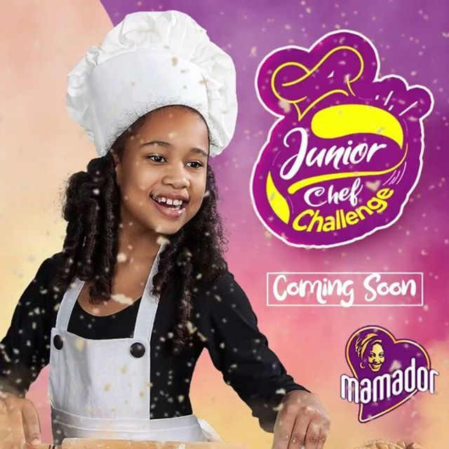 COMING UP: Mamador Junior Chef Challenge.