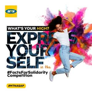 Express Youself in the MTN #FactsForSolidarityCompetition, In commemoration of Drug Abuse Day on June 26.