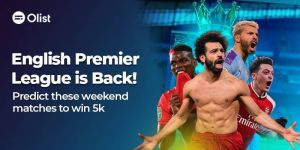 Win N5,000 in Olist Predict and Win EPL.