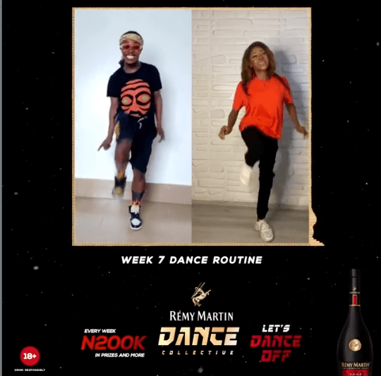Win N200K in Remy Martins Dance Collective Week 7