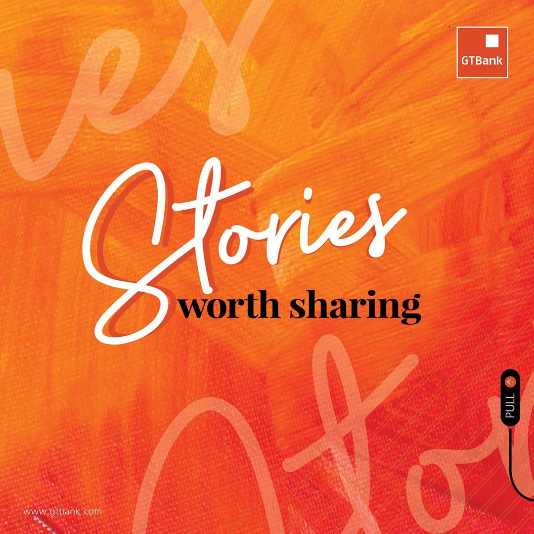 Stories Worth Sharing By GTBANK (Good Deeds Pays Off)