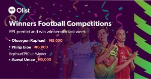 See Some Winners of Olist FOOTBALL PREDICTIONS + How to Predict.