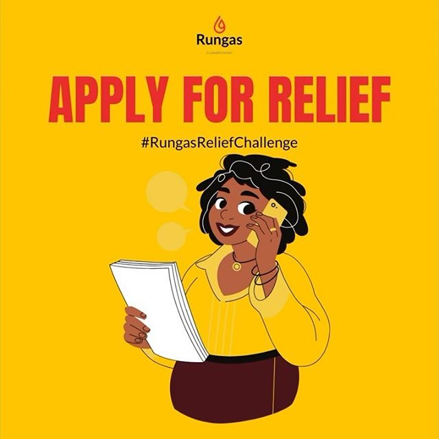 N100k For Grabs in #RunGasReliefChallenge, to help in this Covid 19 Pandemic.