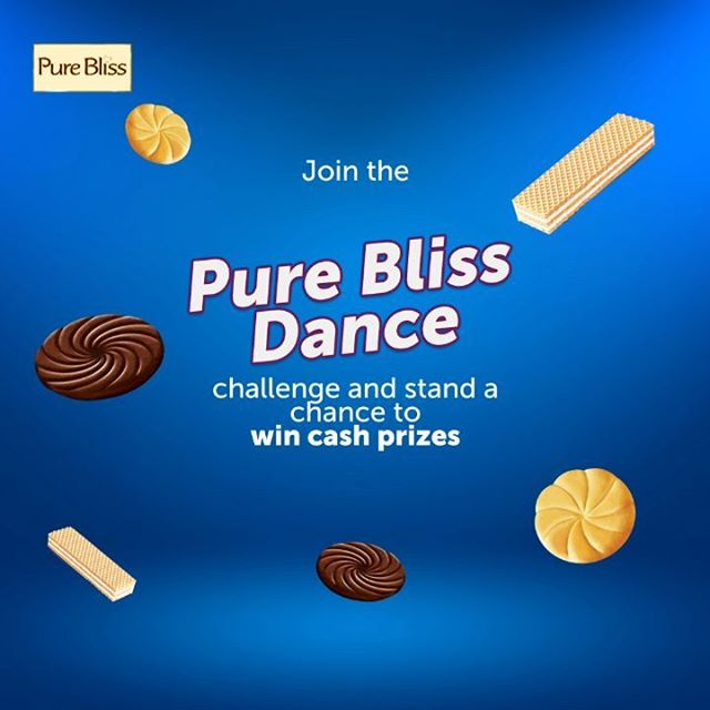 Grab Your N100K in Pure Bliss Dance Challenge.