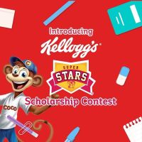 N100,000 Worth of Scholarships To be Won in Kelloggs SuperStars Scholarship Contest.