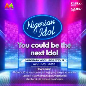 Audition For Nigerian Idol Season 6 Is On!!!!