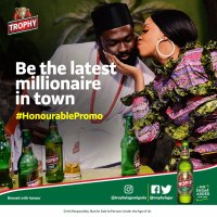 Win Cash Prizes in Trophy Lager Honourables Promo Challenge.