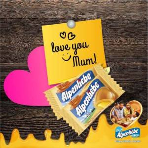Win a Brand New Samsung Phone in Alpenliebe Nigeria Mothers Day Contest.