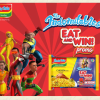 "N100K and Soo Many Prizes For Grabs in Indomie ""Eat and Win"" Promo."