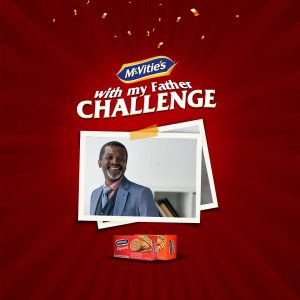 Win Prizes in McVities Fathers Day Giveaway.