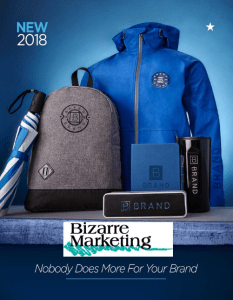 Leeds Promo Products 2018