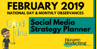 Plan Your Social Media Posting Strategy By What's Going On