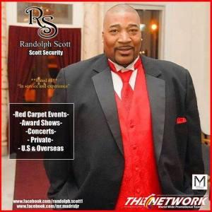 Randolph Scott Bodyguard New-York