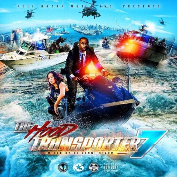 The Hood Transporter 7