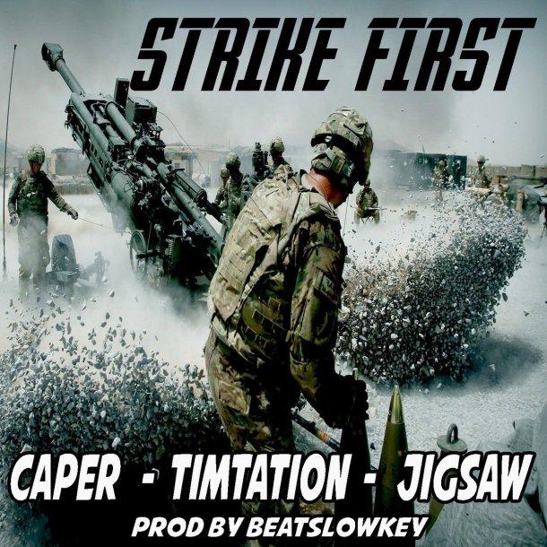 Caper Strike first