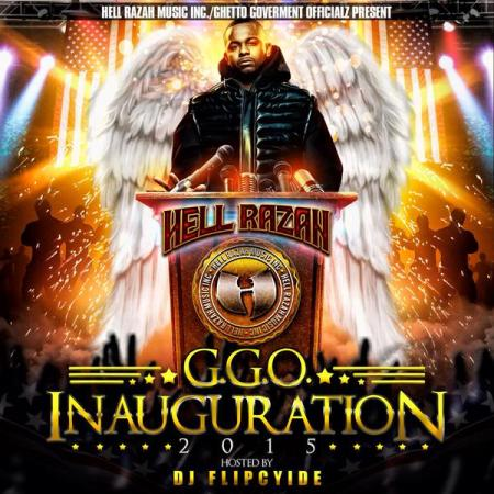 Hell Razah GGO Inauguration 2015 hosted by DJ Flipcyide