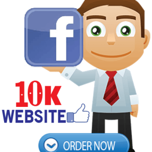 Buy 10000 Facebook Website Likes