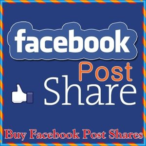 Buy Facebook Post Shares