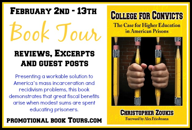 college for convicts tour banner