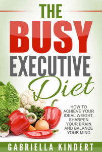 busy exec diet