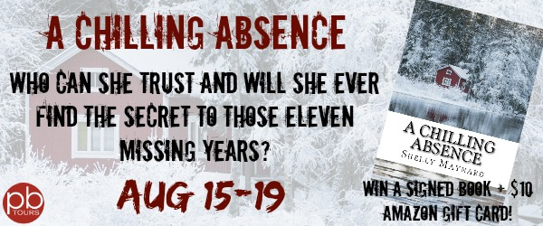 A Chilling Absence Book Tour Header