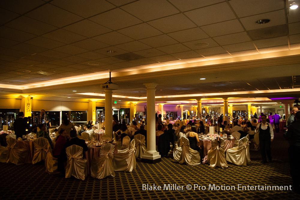Admiral Kidd Club Skyline Room